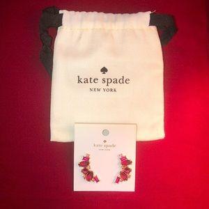 Kate Spade ♠️ Ear Climber Earrings